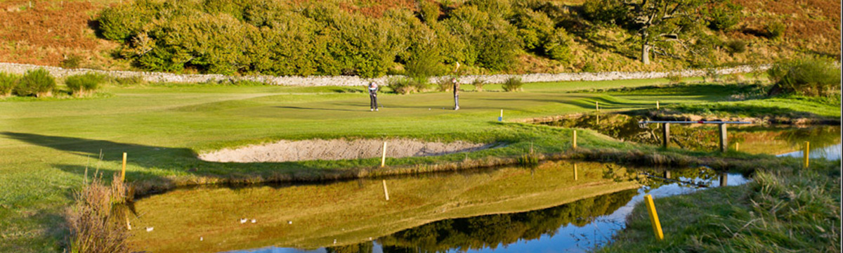 Golfing Holidays Win a golf holiday