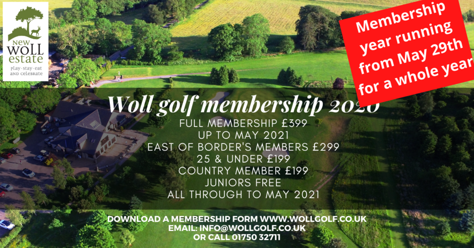 Woll Golf Course club membership