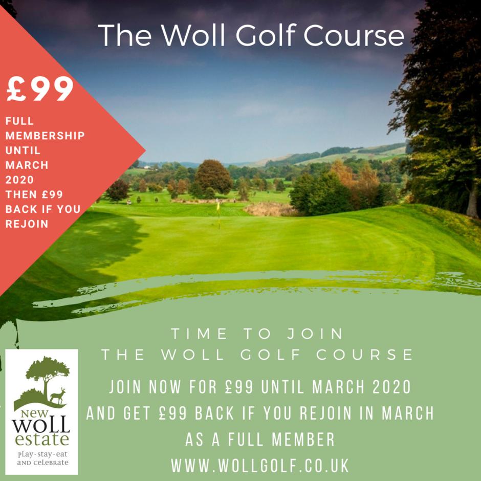Woll Golf Course Membership