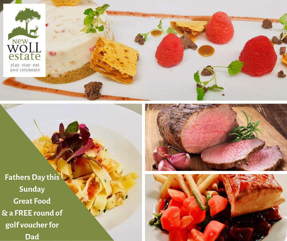 Fathers Day at The Woll Restaurant