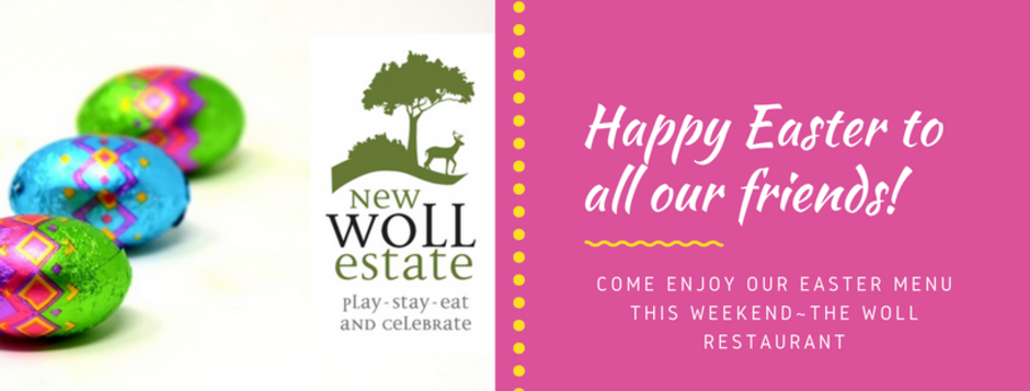 Easter at The Woll Restaurant