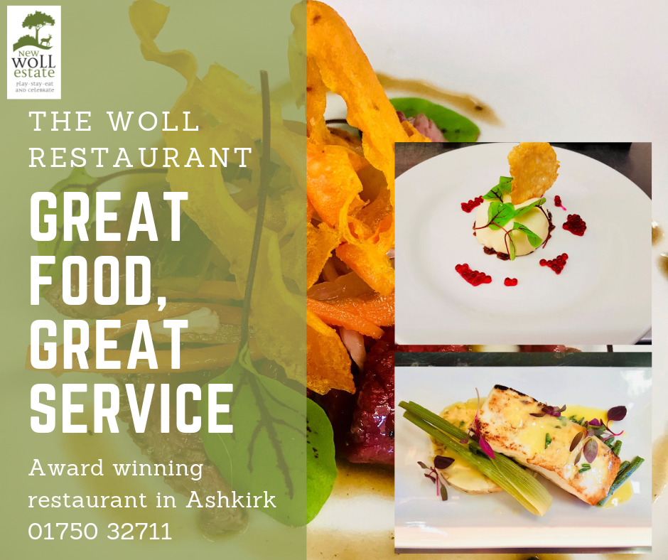 Great Food at The Woll Restaurant