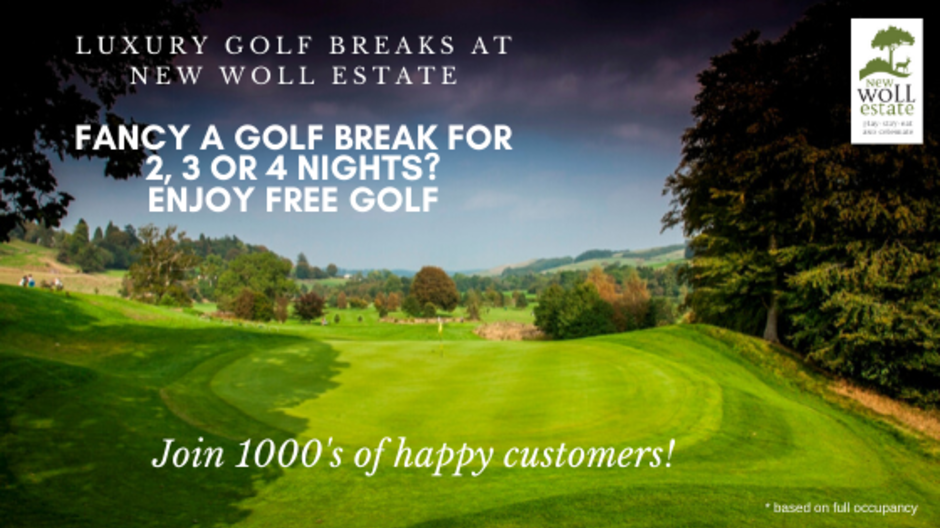 Golf Holidays and golf breaks in the Scottish Borders