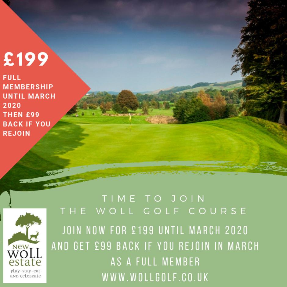 Woll Membership offer
